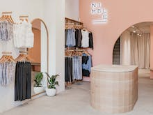 Sustainable Activewear Brand Nimble Just Opened Its First Brisbane Store