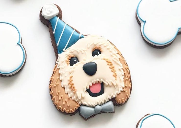 You Can Now Get Your Pup's Face On A Cookie In Perth