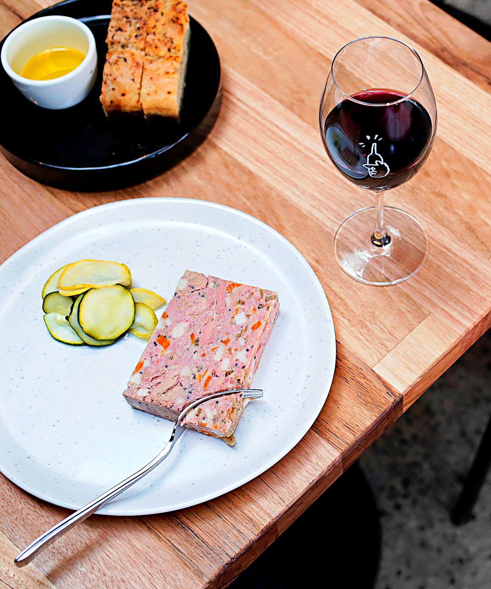Share Plates at Northbirdge Wine Room