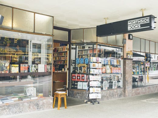 Northside Books Northbridge Perth Bookstore