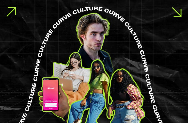 An infograph describing Urban List's trend forecasting series, Culture Curve for November 2020.