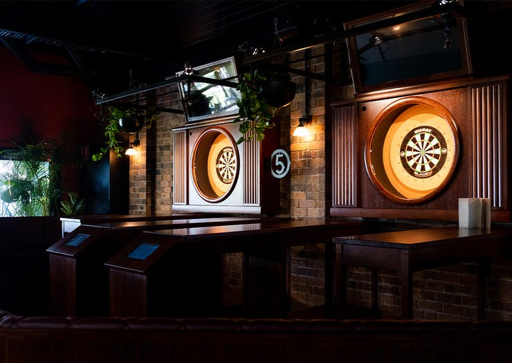 Oche Darts Bar Brisbane