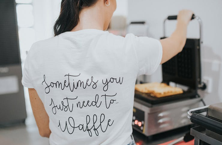 Oh My Waffle Burleigh Heads