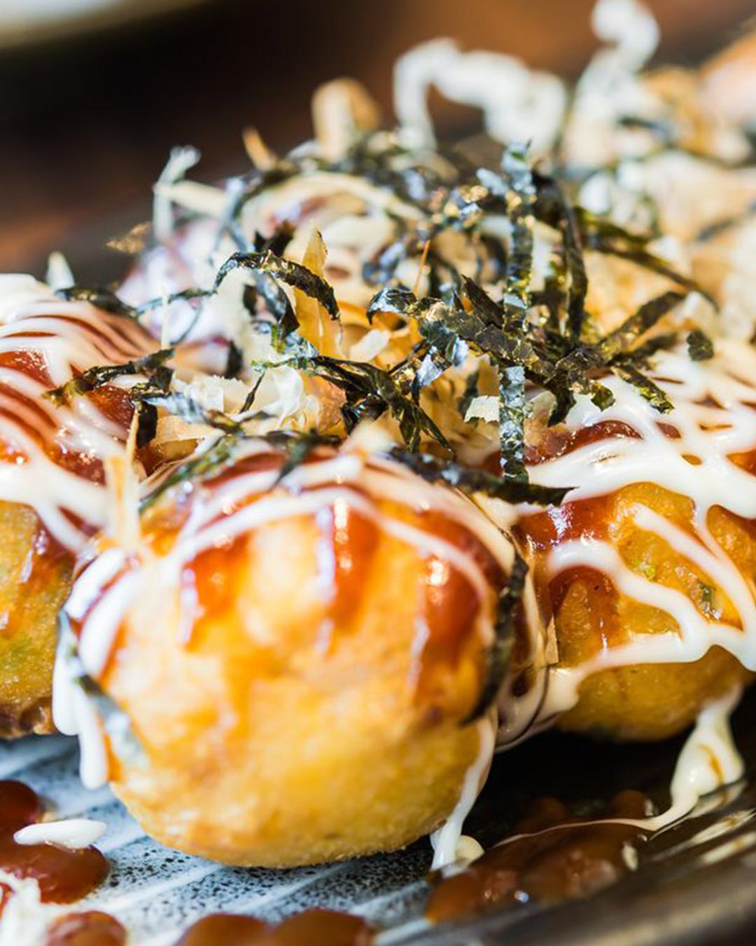 Oishii Modern Japanese Takoyaki