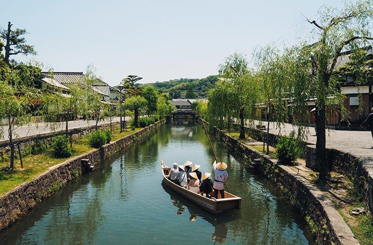 Okayama Prefecture Kurashiki Bikan