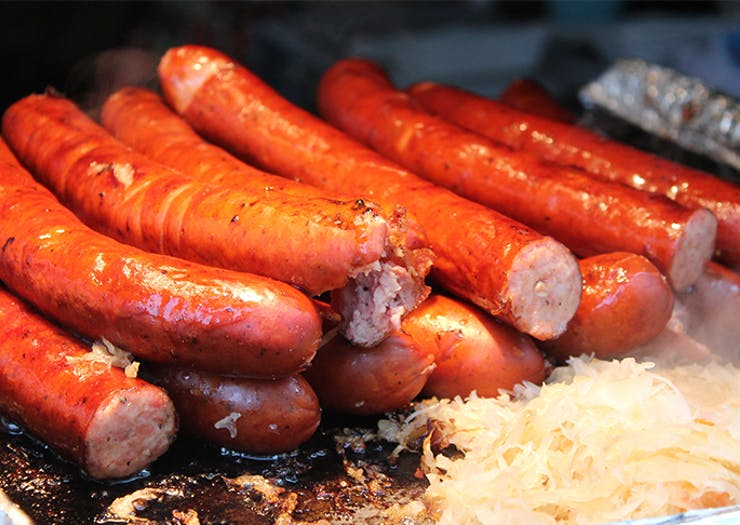 Here's Where You Can Smash 10,000 Bratwurst In Perth