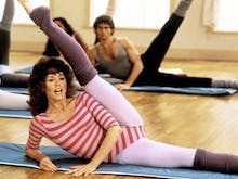Dig Out Your Leotard, A Jane Fonda-Inspired Online Sweat Session Is Happening This Weekend