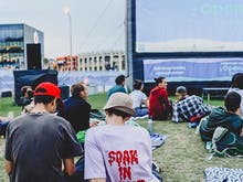 Heads Up, Perth's Outdoor Cinema Season Is Kicking Off Early This Year