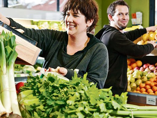Organic on Charles North Perth