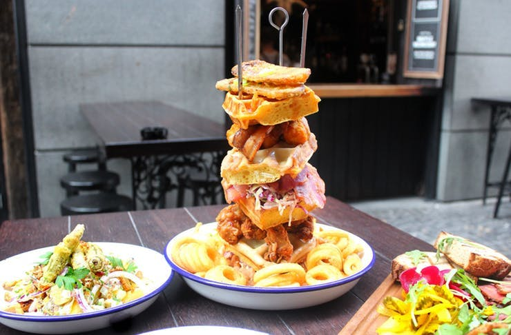 Where To Find The Best American Food In Auckland