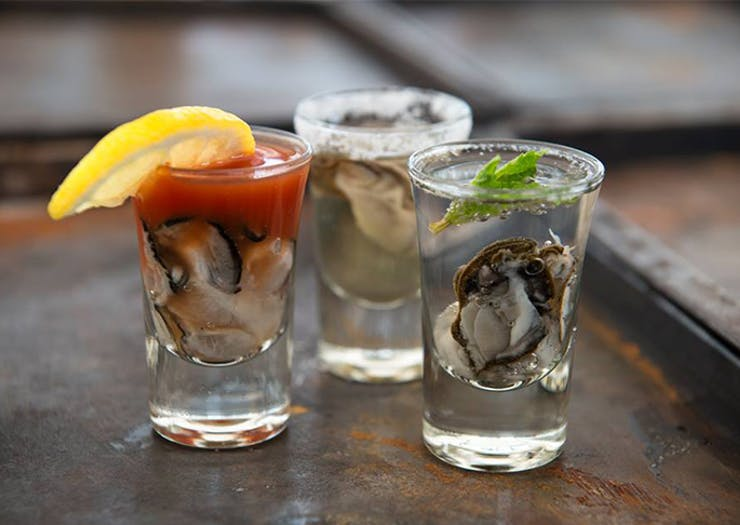 ICYMI: Perth Has A Bar Dedicated Entirely To Oysters!
