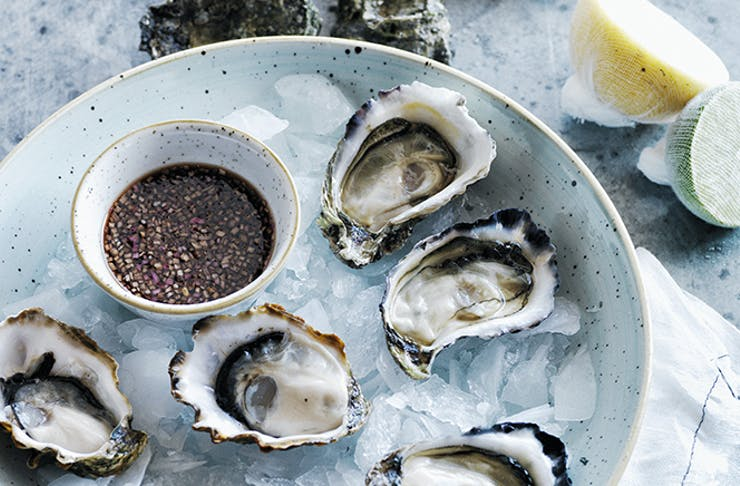 best oysters melbourne