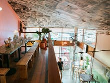 Introducing The Loft! The Hottest New Private Dining Space On The Coast