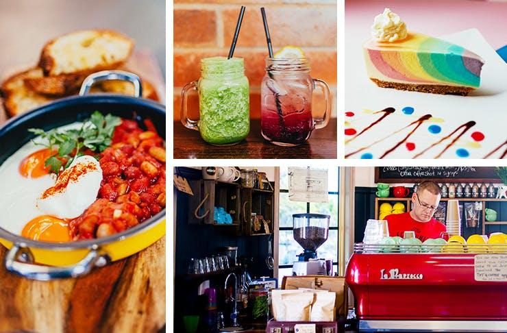 Best Cafes Salisbury