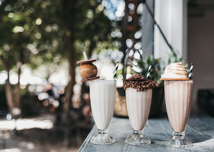 Miami Just Got A Cute-As-A-Button Milkshake Bar