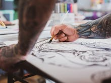 Flex Your Creativity At 7 Of Perth's Best Art Classes