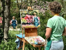 Let Your Creative Juices Flow, Boozy Painting In The Park Is Back This Summer