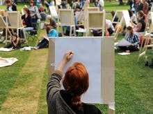 Let Your Creative Juices Flow At The Boozy Painting In The Park Event Taking NZ By Storm