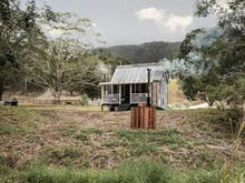 Soak A Weekend Away At This New Eco-Friendly Tiny House With An Outdoor Hot Tub