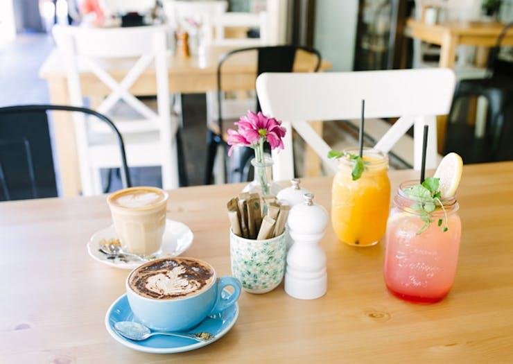 Best Sydney Cafes - paper plane cafe