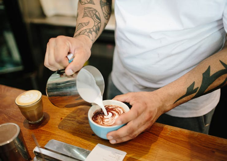 Best Sydney Cafes - paper plane cae