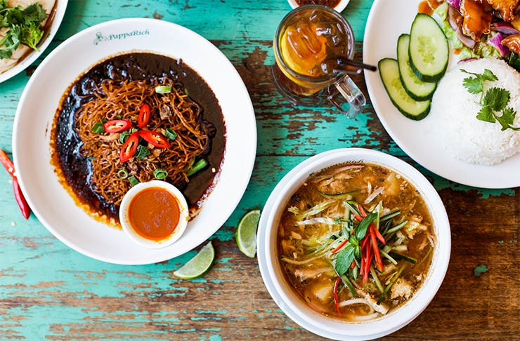 Five Of Our Fave Malay Eats, PappaRich, PappaRich Express, Malaysian, Sydney's Best Malaysian