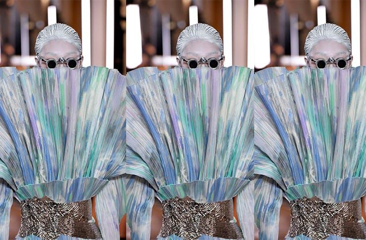 Paris Couture Week Balmain Spring Couture 2019   Urban List