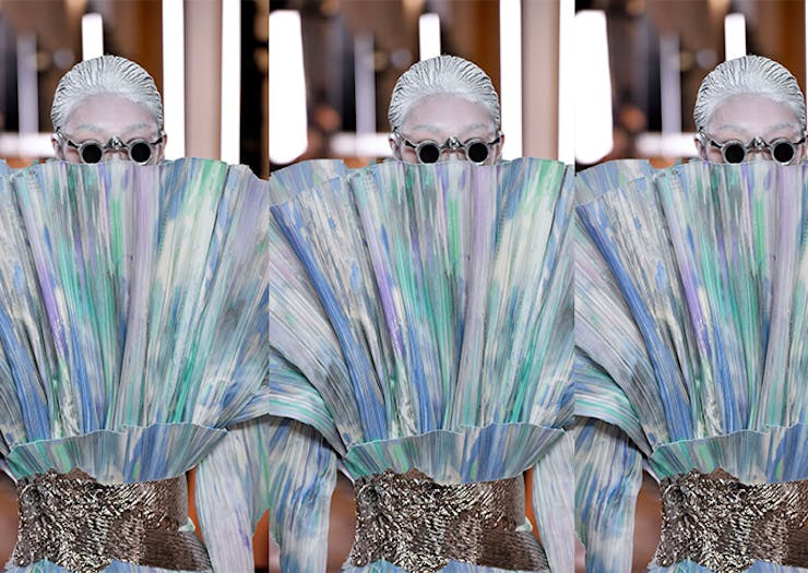 Everything Right From Paris Couture Week's Most Extra And Explosive Collections