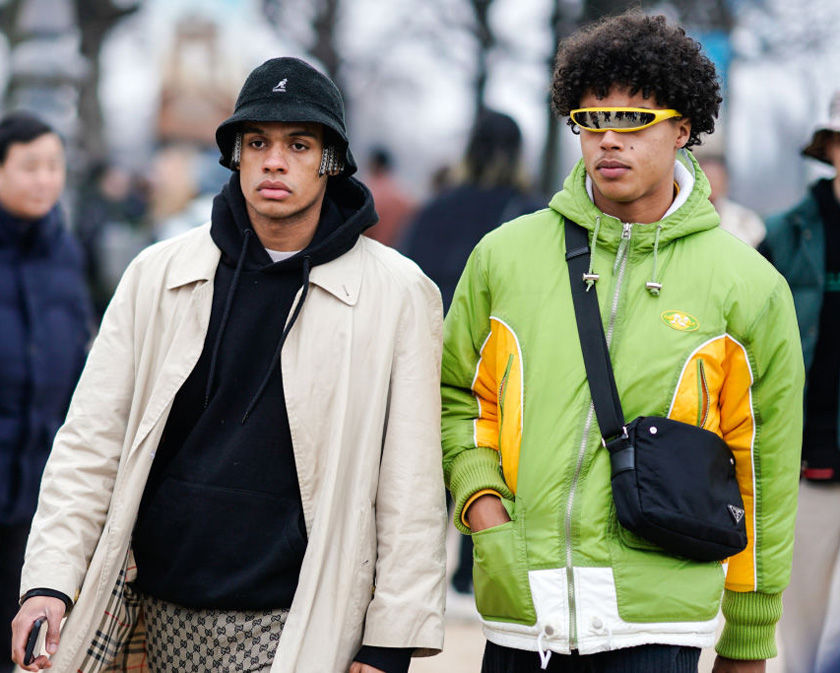 Dream Of Cooler Weather With Five Ideas From Paris Fashion Week