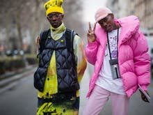 Dream Of Cooler Weather With Five Ideas From Paris Fashion Week Men's