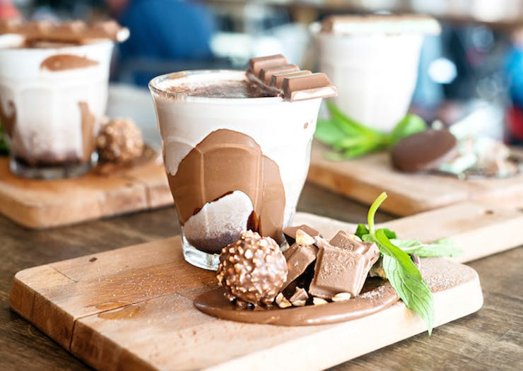 Where To Find Perth's Best Hot Chocolates