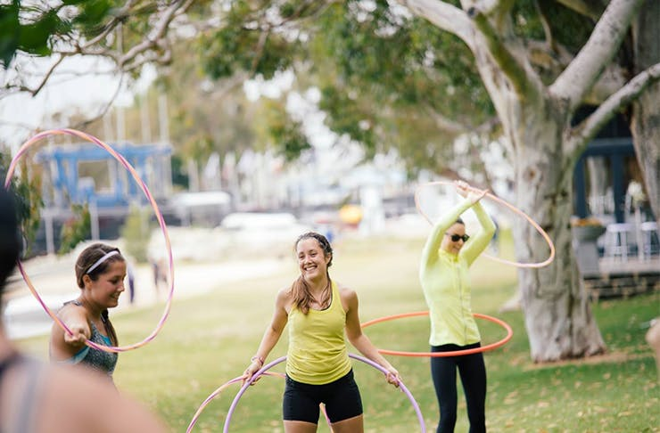 Perth Exercise Classes Fitness Health Wellness Workout