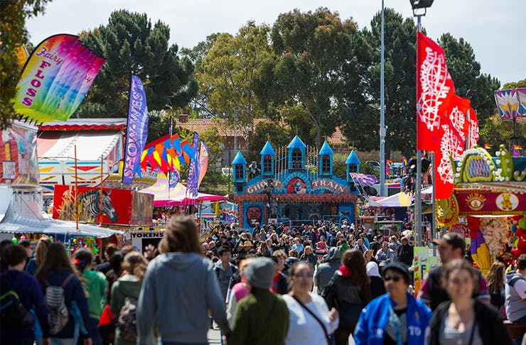 The Cheapskates' Guide To The Perth Royal Show