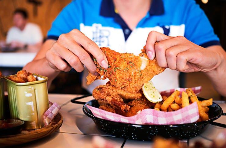 Finger Lickin Perths Best Fried Chicken Perth The Urban List