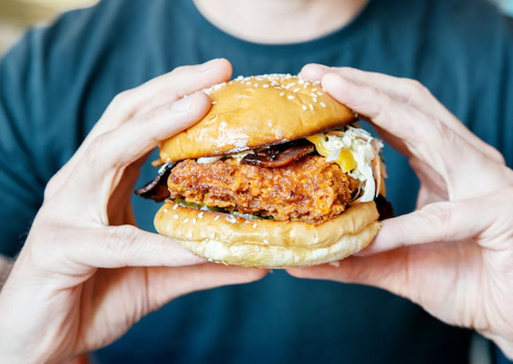 RoyAl's Chicken And Burgers Opens In Northbridge TODAY!