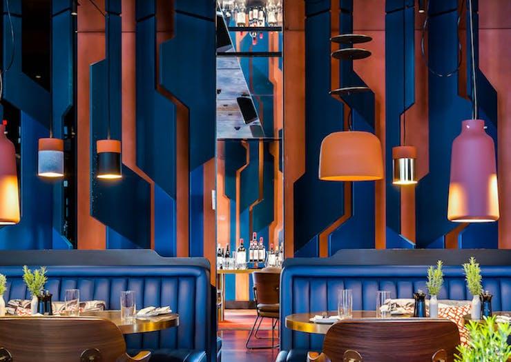 Perth's Best Hotel Restaurants