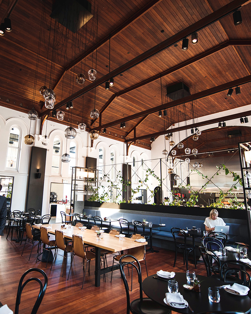 Perth's Best Hotel Restaurants Garum