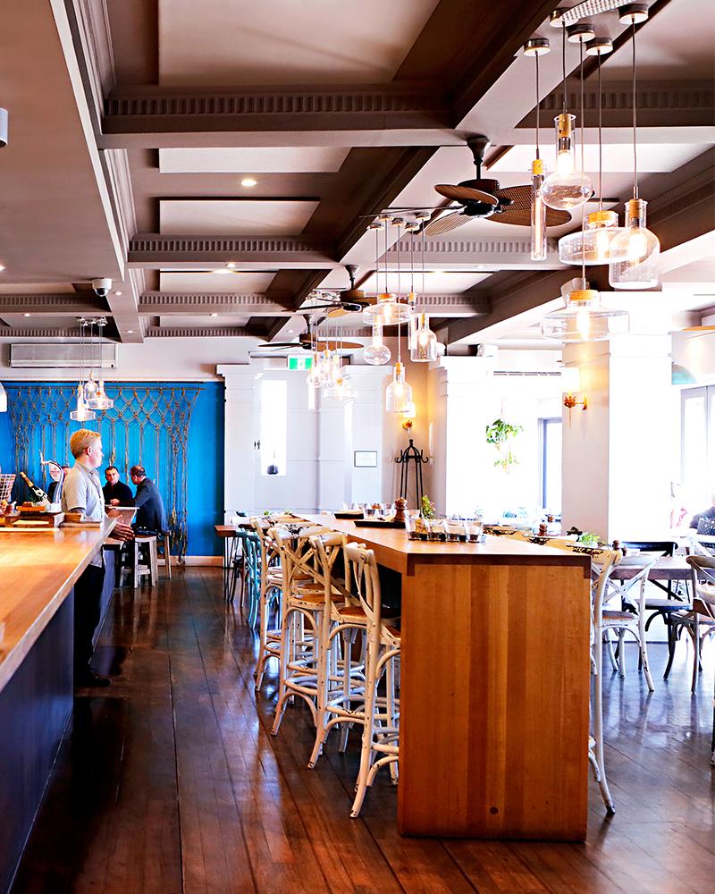 Perth's Best Hotel Restaurants Cott & Co