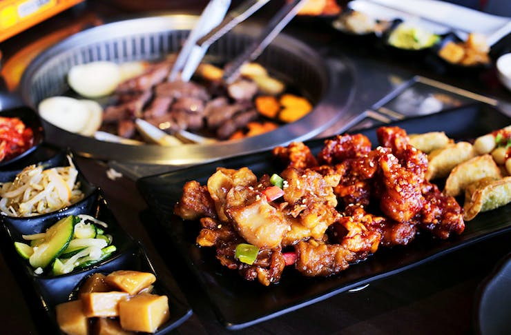Best Korean BBQ Perth