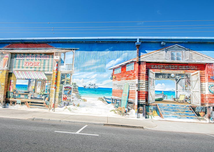 Where To Find Perth's Best Street Art