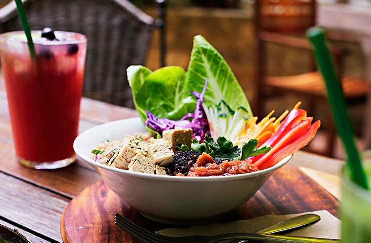 Perth's Healthy Cafes