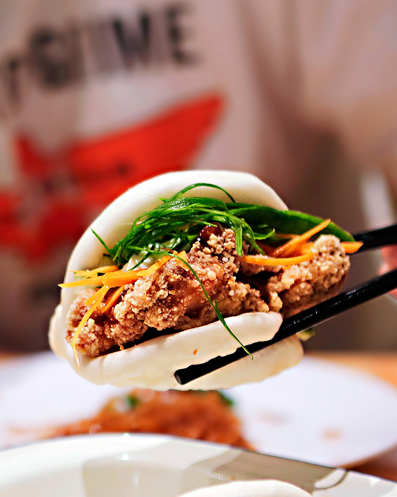 Perth's Best Bao Old Lane Street Eats