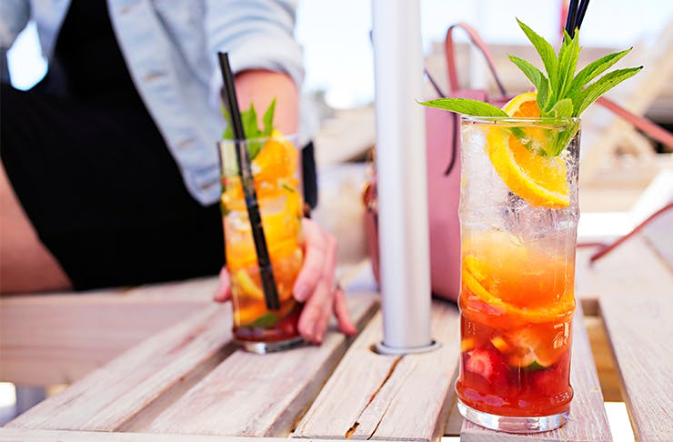 Perth's Best Cold Drinks For Summer, Perth's Best Iced Coffee, Iced Coffee Perth, Bubble Tea Perth