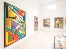 Why You Need To Visit The Hidden Noosa Gallery Of Pop Art Icon, Peter Phillips