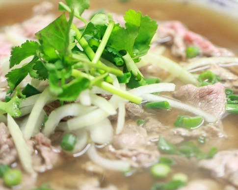 Pho PHD Vietnamese restaurant