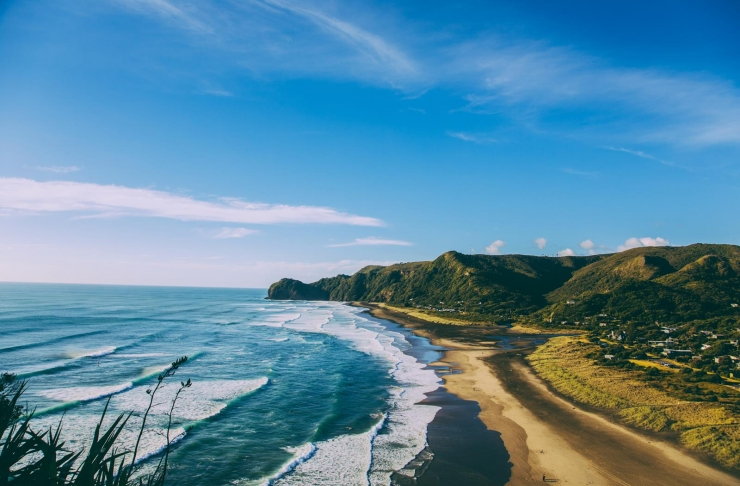 Where To Find New Zealand's Best Surf Spots