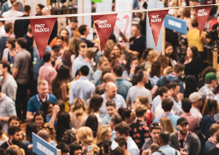 Pinot Palooza Is Returning To Melbourne This May With Three Sunday Sessions