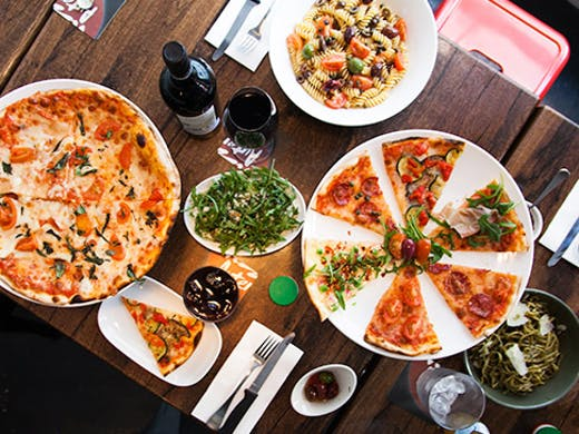 Pizza restaurant Sydney