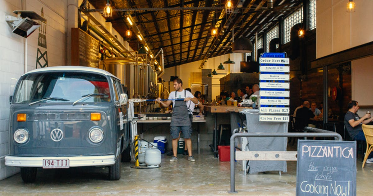 Meals On Wheels 19 Brisbane Food Trucks You Need To Visit Now