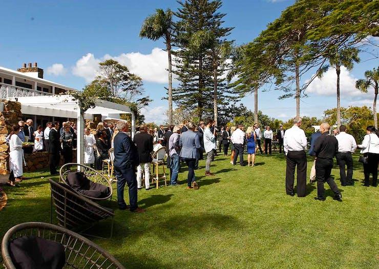 Plantation House By Fins Gold Coast Wedding Venue